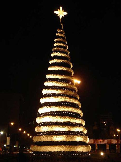 Ritual del rbol de navidad con los siete arc ngeles el - Arboles de navidad artificiales ...
